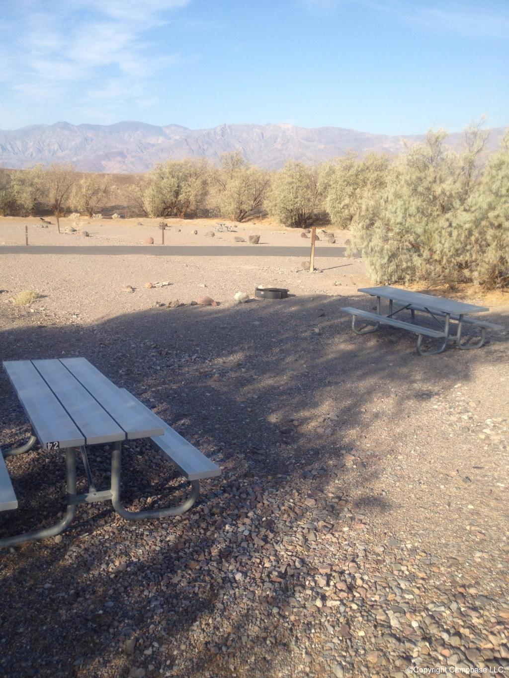 Texas Springs Death Valley National Park Death Valley