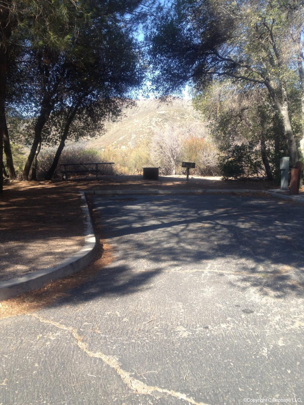 Silverwood Lake Campground Sra San Bernardino California