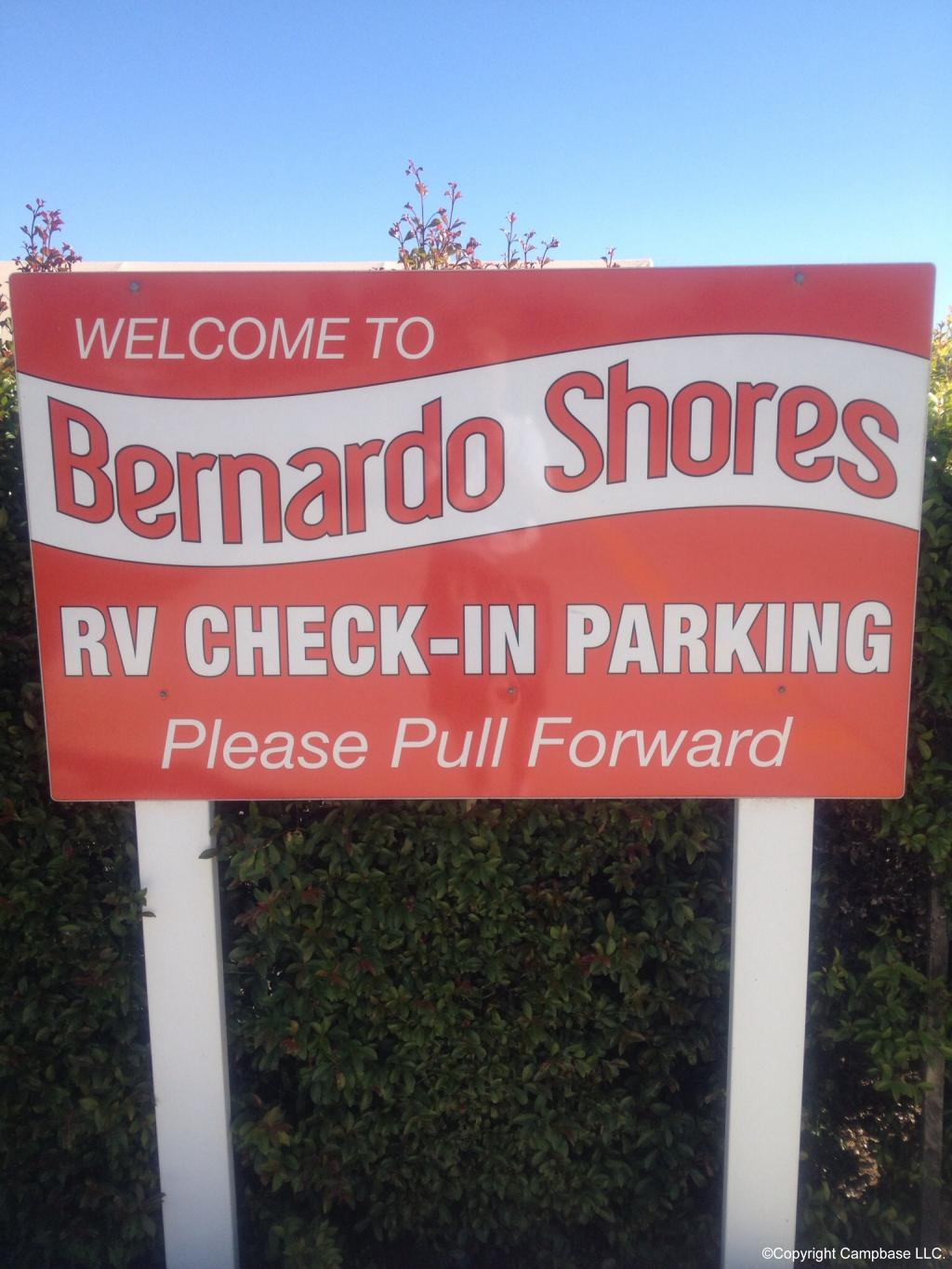 Bernardo Shores Rv Park Imperial Beach California