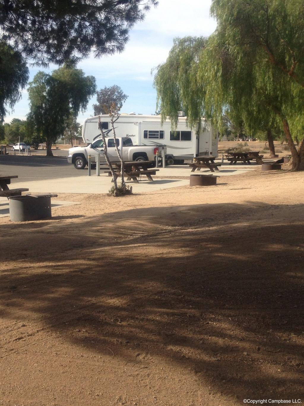 Lake Perris Sra Luise 241 O Campground Perris California