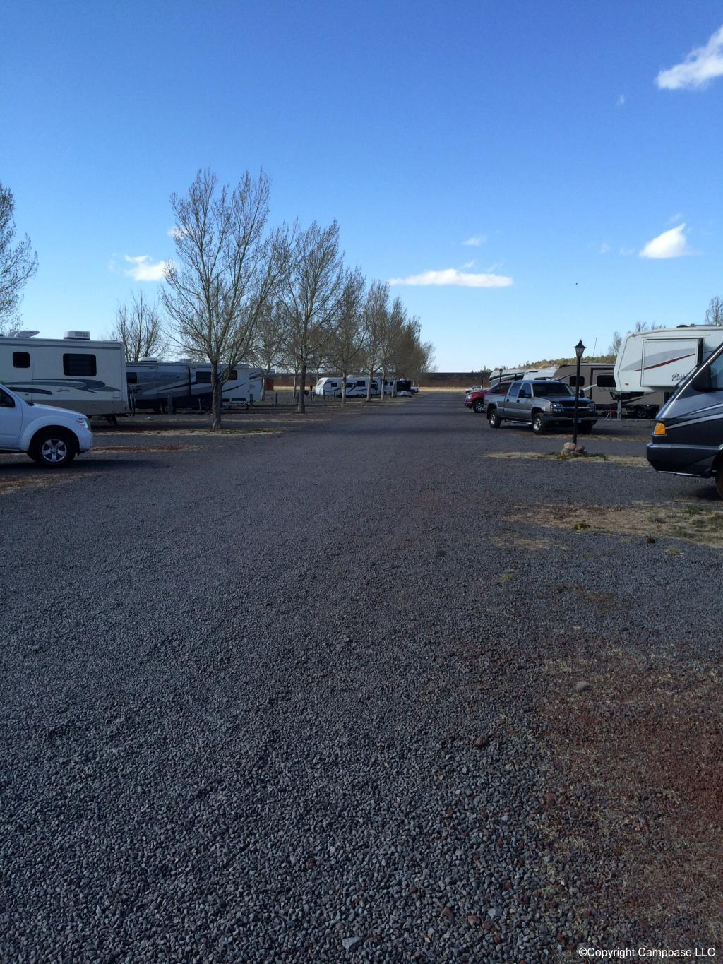 Railside Rv Ranch Williams Arizona