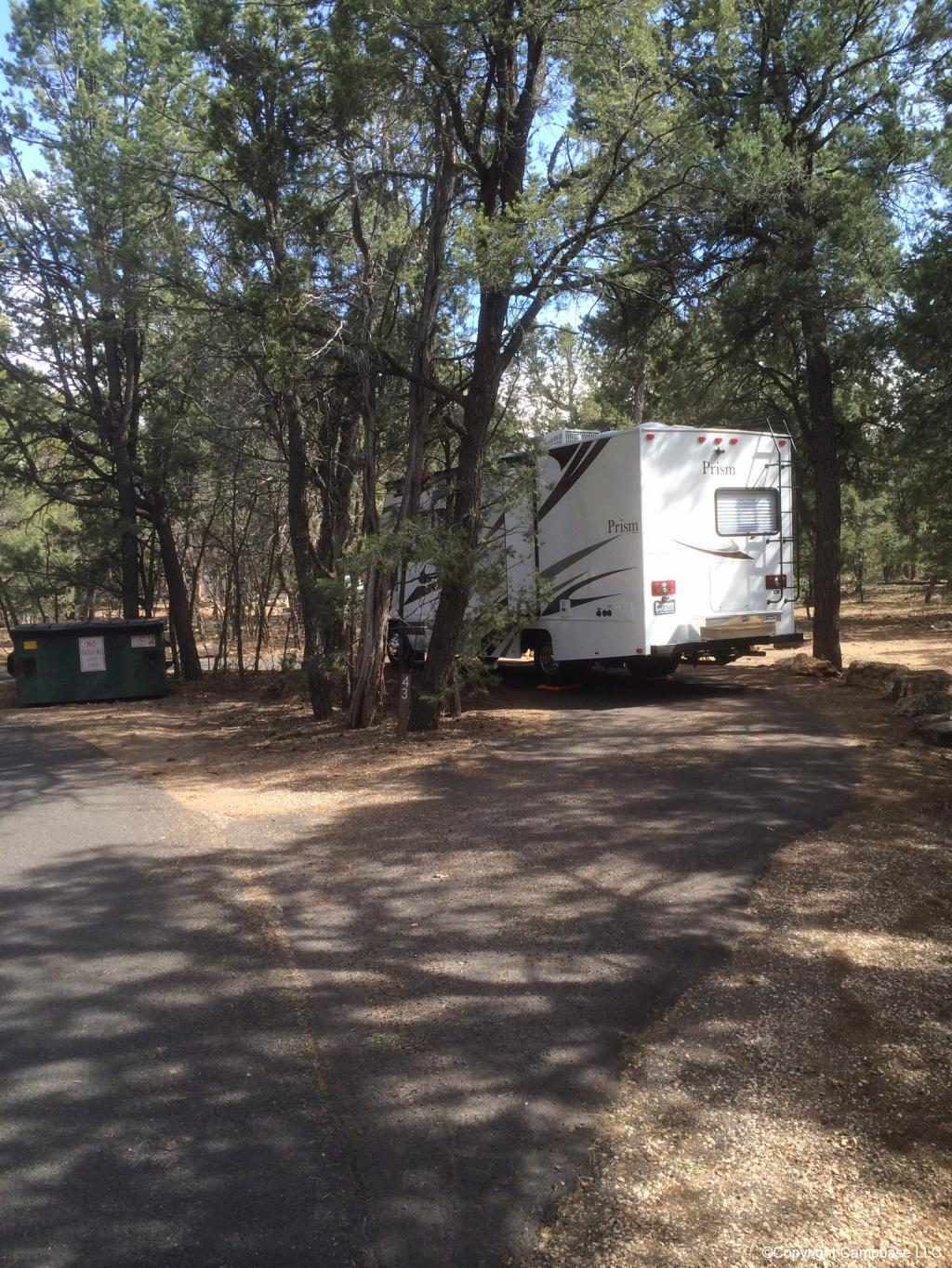 Mather Campground Grand Canyon Np Grand Canyon Arizona