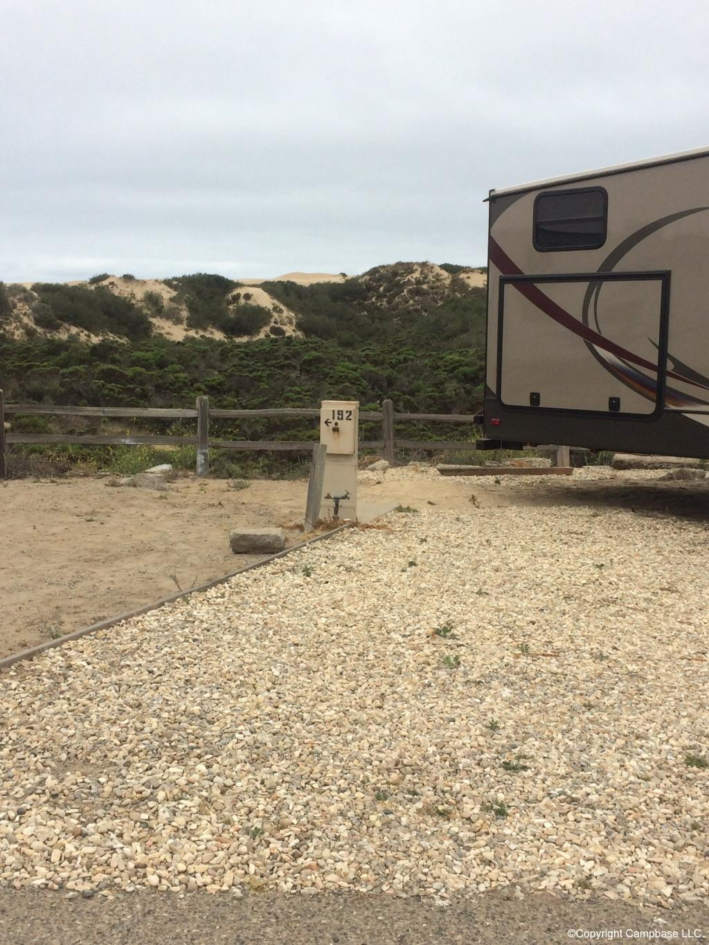 Pacific Dunes Ranch Rv Park Oceano California