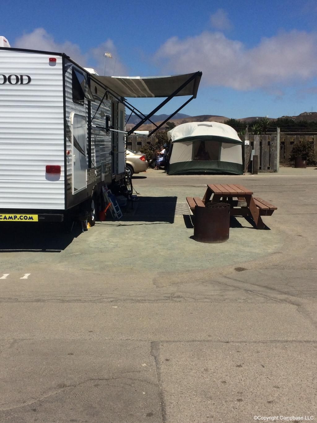 Morro Dunes Rv Park Morro Bay California
