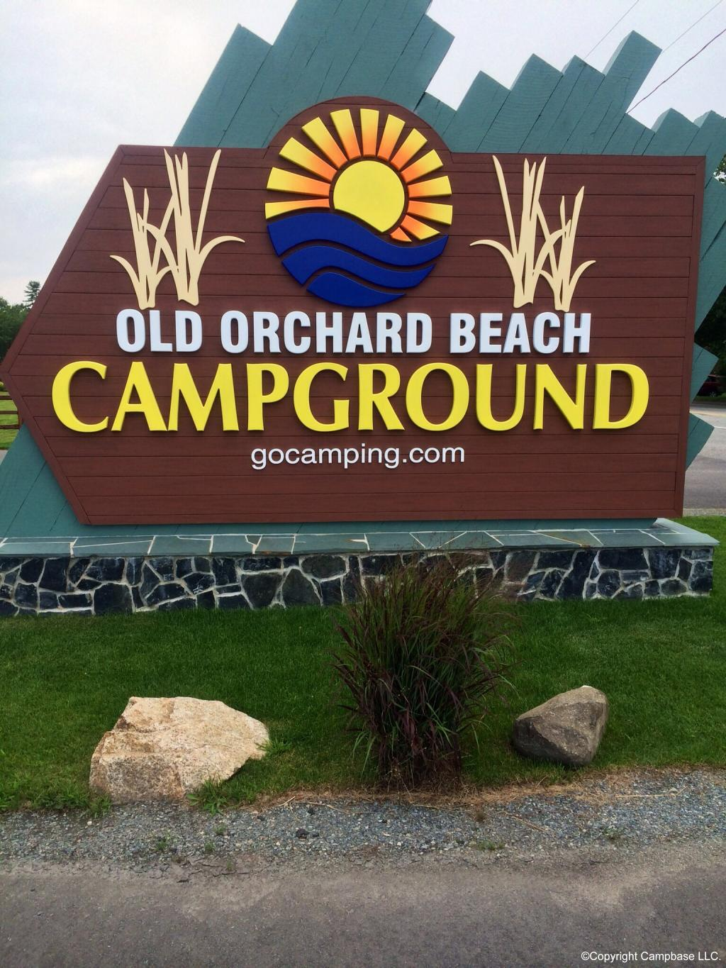 Old Orchard Beach Campground Old Orchard Beach Maine