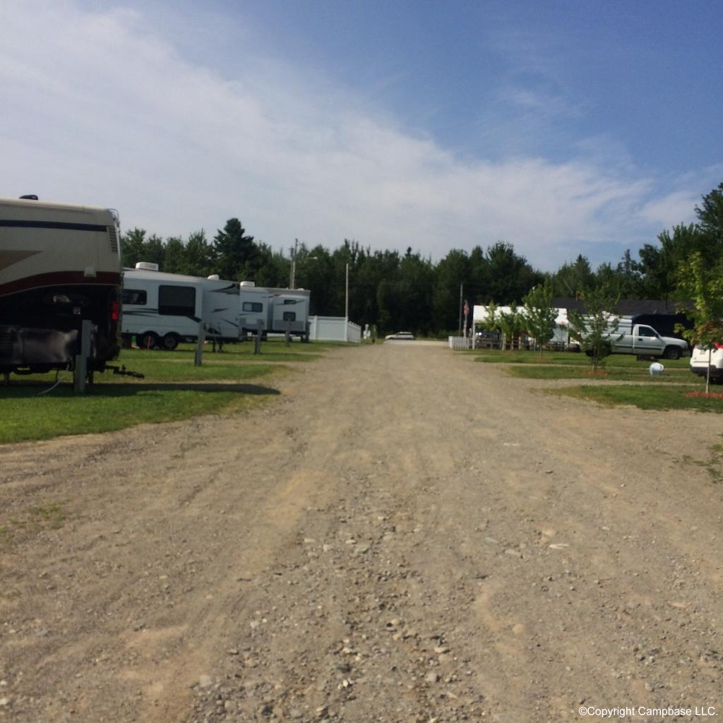 Holden Family Campground ,Holden ,Maine