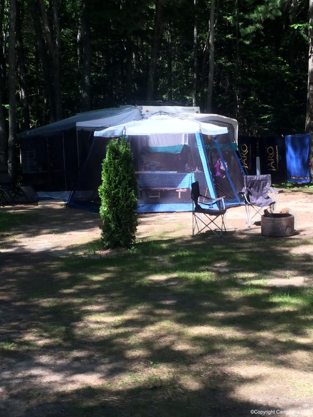 Powder Horn Campground Old Orchard Beach Maine