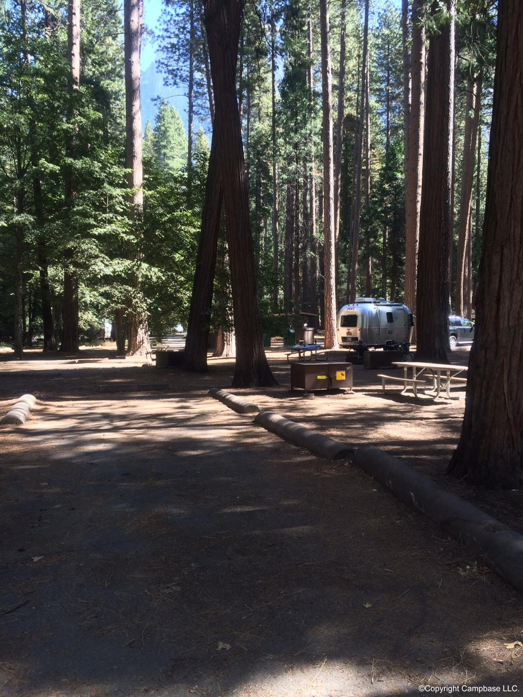North Pines Campground Yosemite Np Yosemite National Park