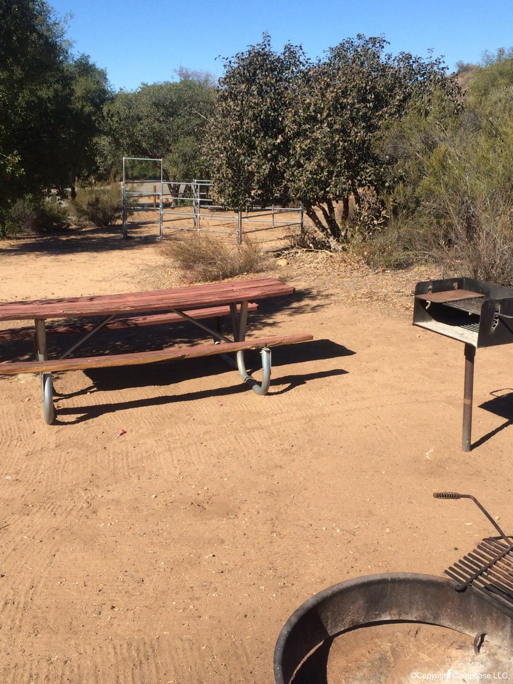 Dripping Springs Campground Aguanga California
