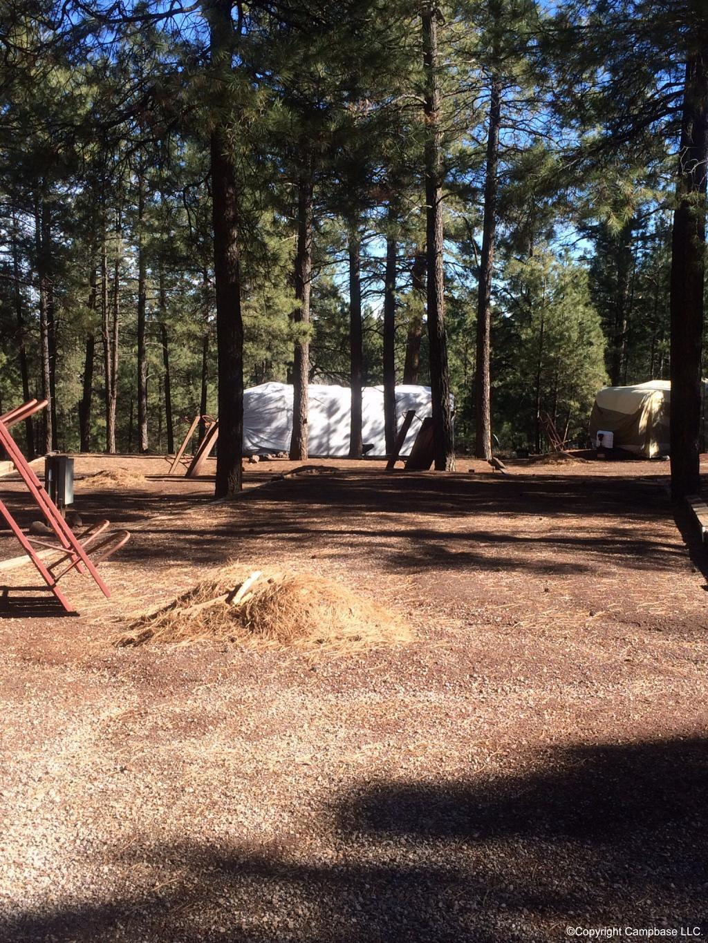 Woody Mountain Campground Flagstaff Arizona