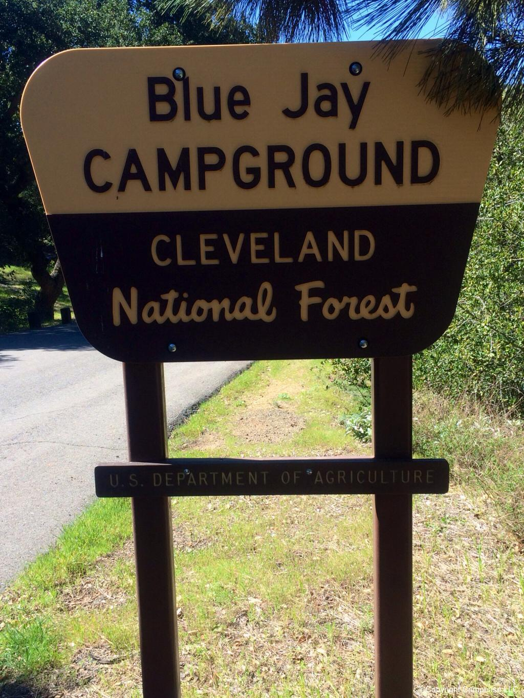 Blue Jay Campground Lake Elsinore California