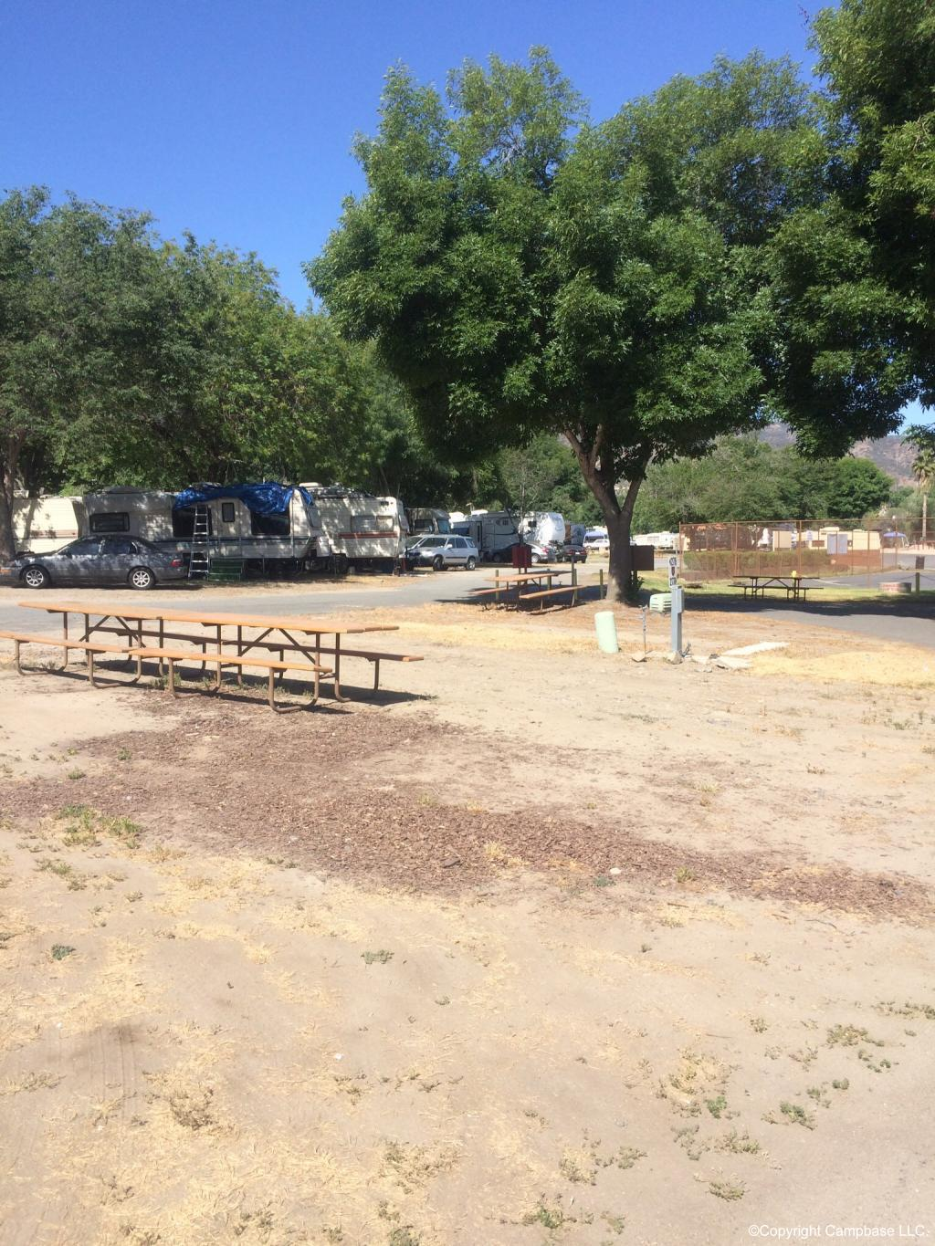 Glen Ivy Rv Park Corona California