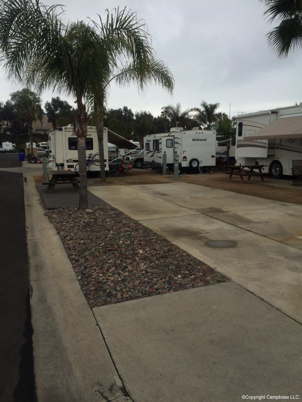 Paradise By The Sea Rv Resort Oceanside California