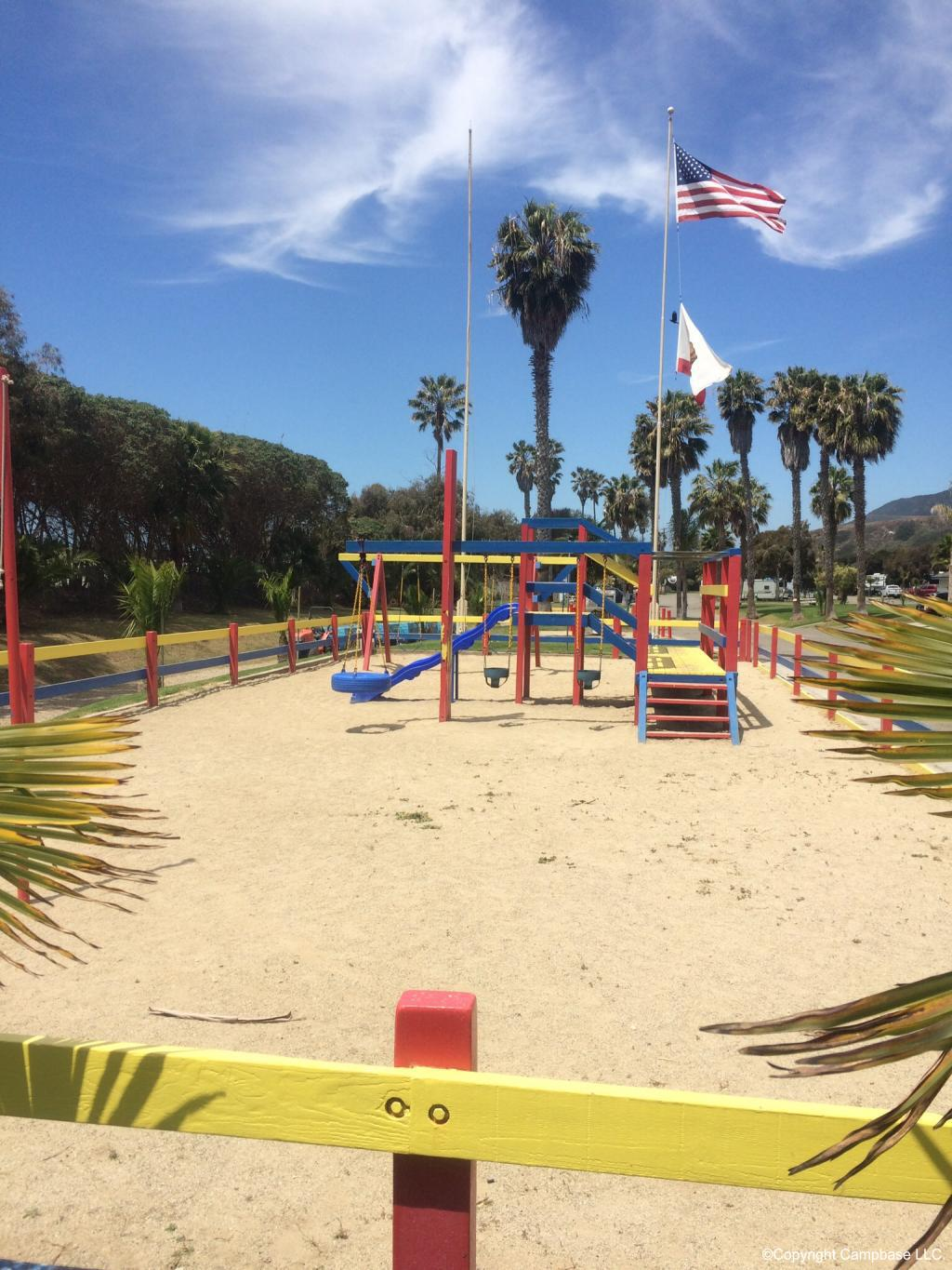 Ventura Beach Rv Resort Ventura California