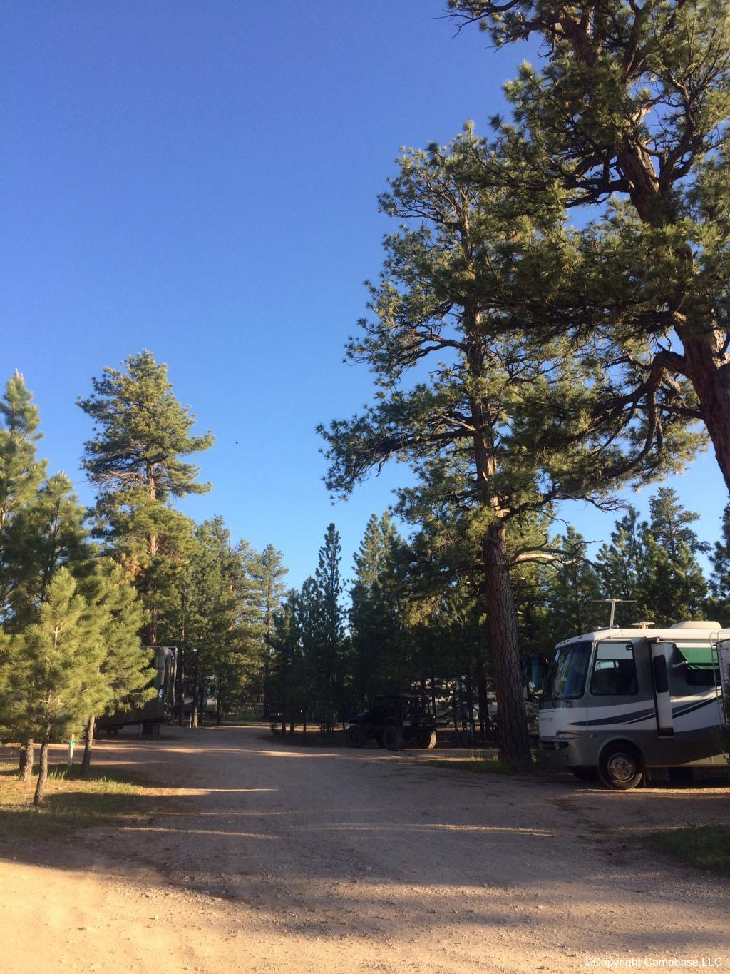 Bryce Canyon Pines Store And Campground Bryce Utah