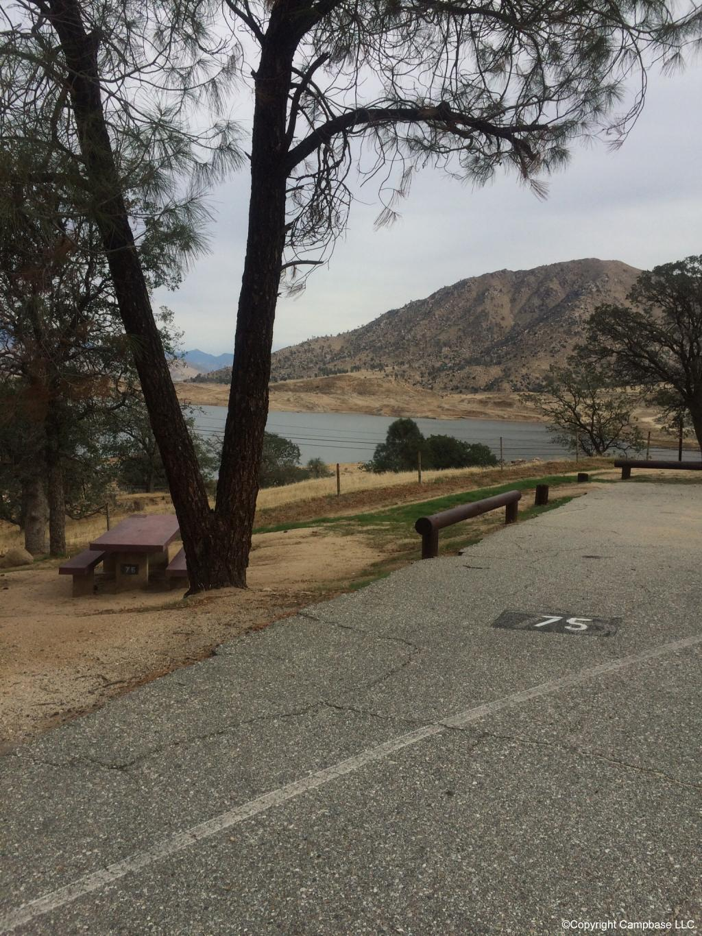 Pioneer Point Campground Lake Isabella California