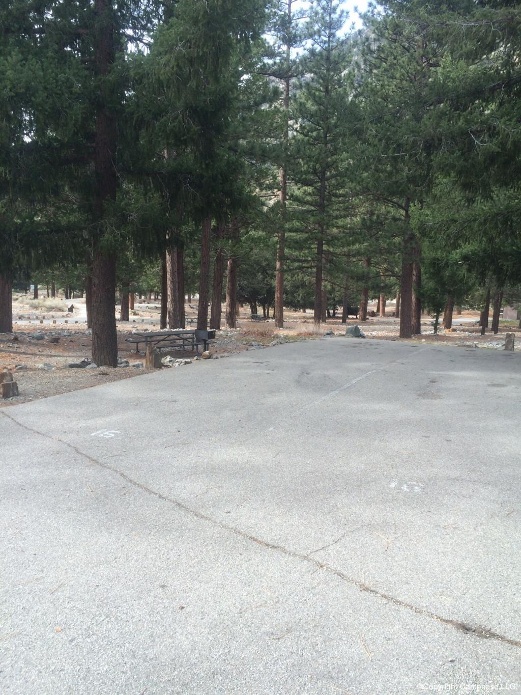 Manker Flats Campground Claremont California