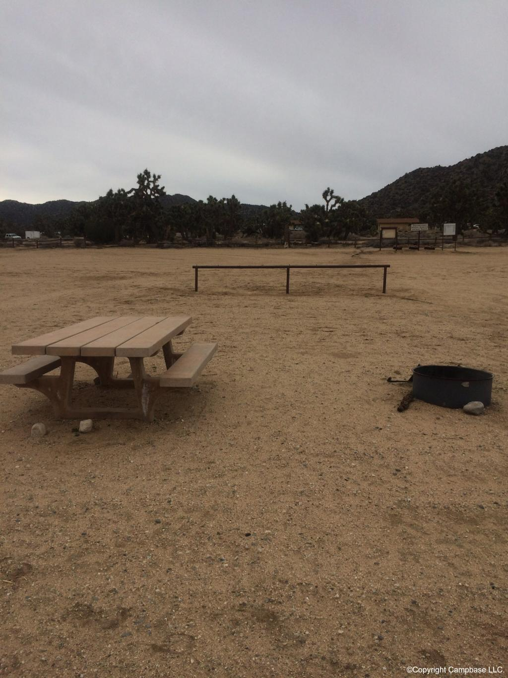 Black Rock Canyon Equestrian Campground ,Yucca Valley ...