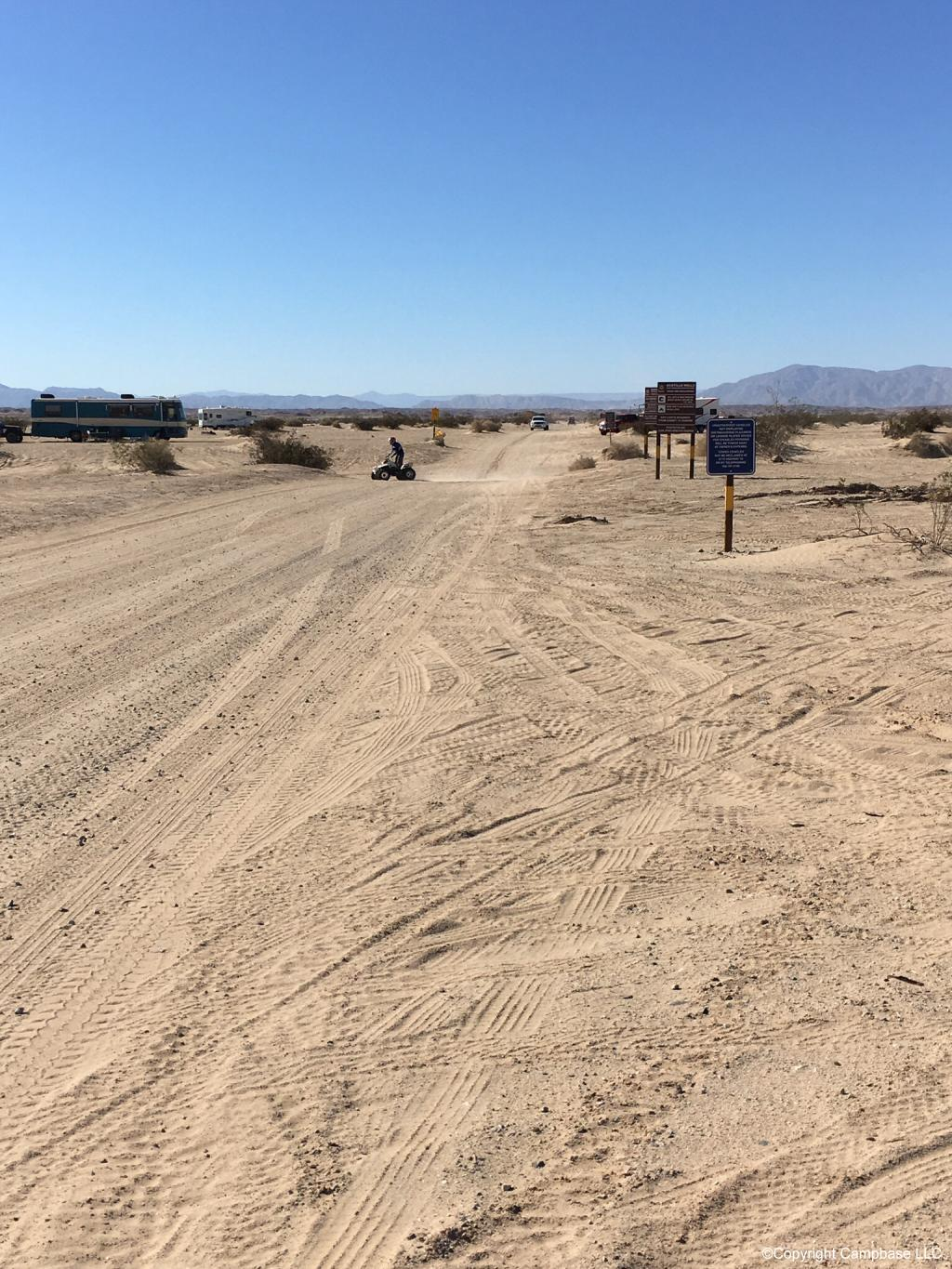 4x4 Off Road >> Ocotillo Wells SVRA ,Borrego Springs ,California