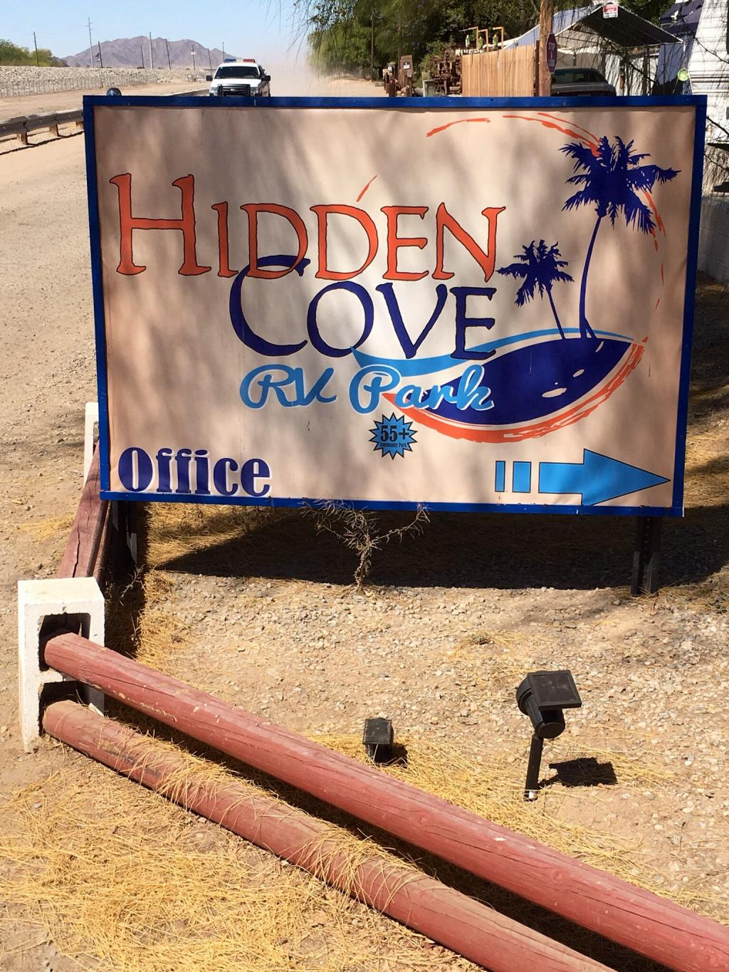 Hidden Cove Rv Park Yuma Arizona