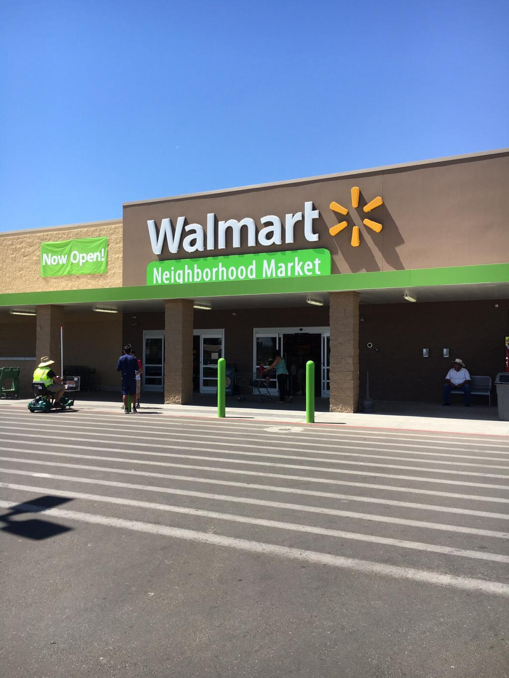 Yuma Walmart Supercenter Yuma Arizona