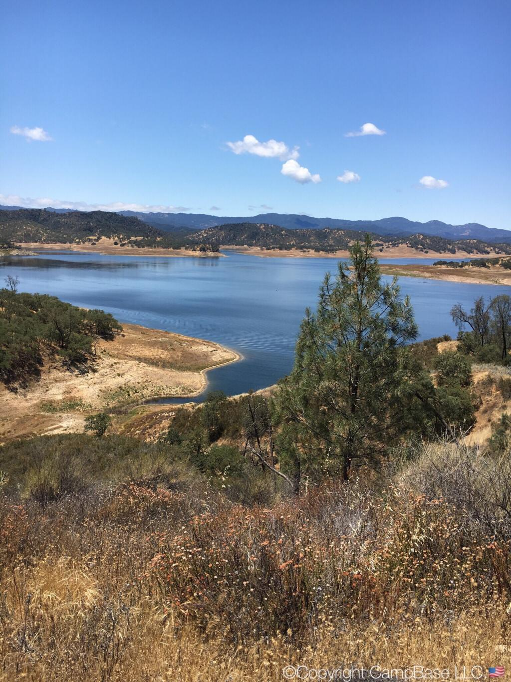 Pine Knoll Campground Lake Nacimiento Bradley California