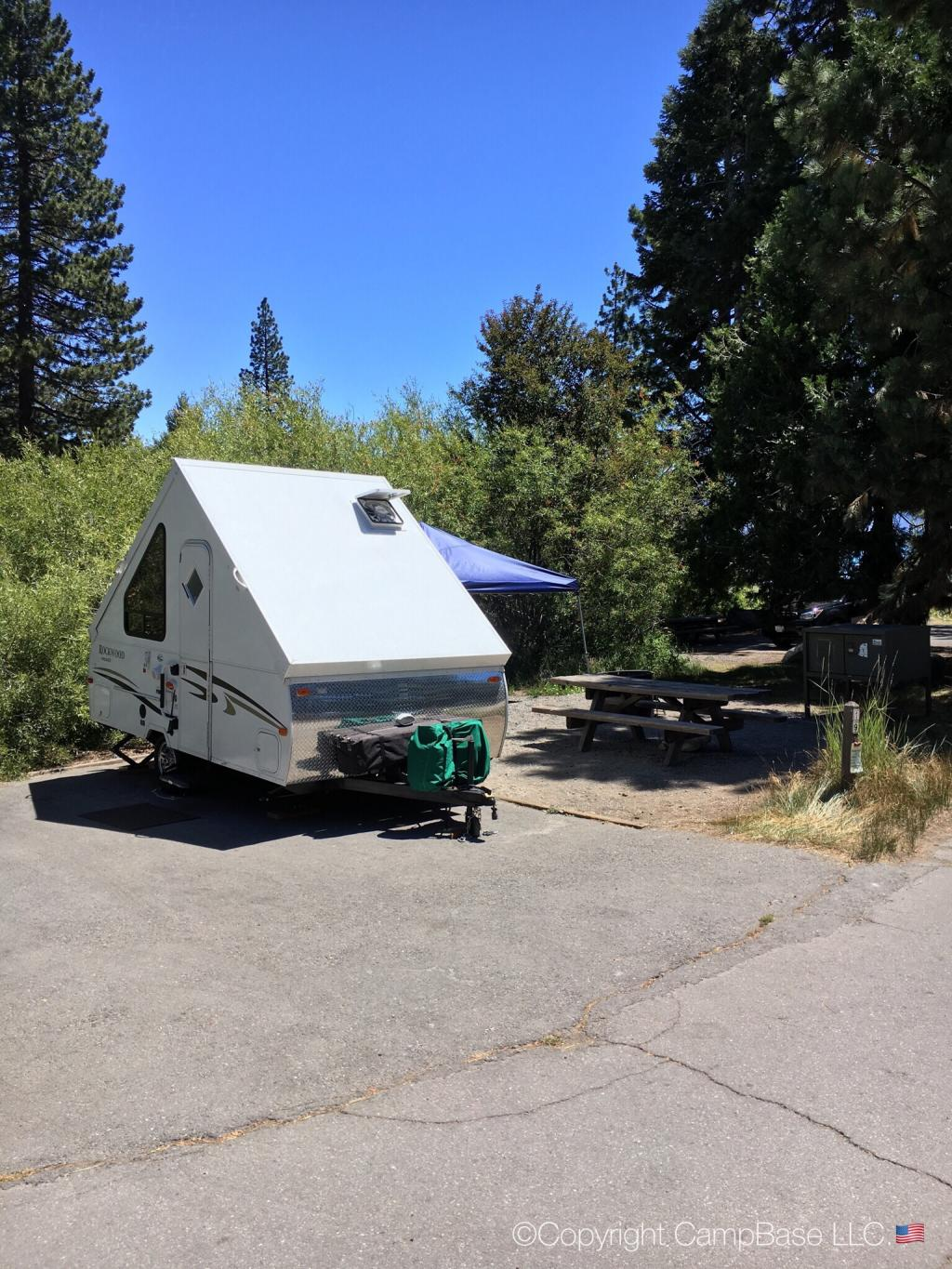 Tahoe State Recreation Area Campground ,Tahoe City ,California