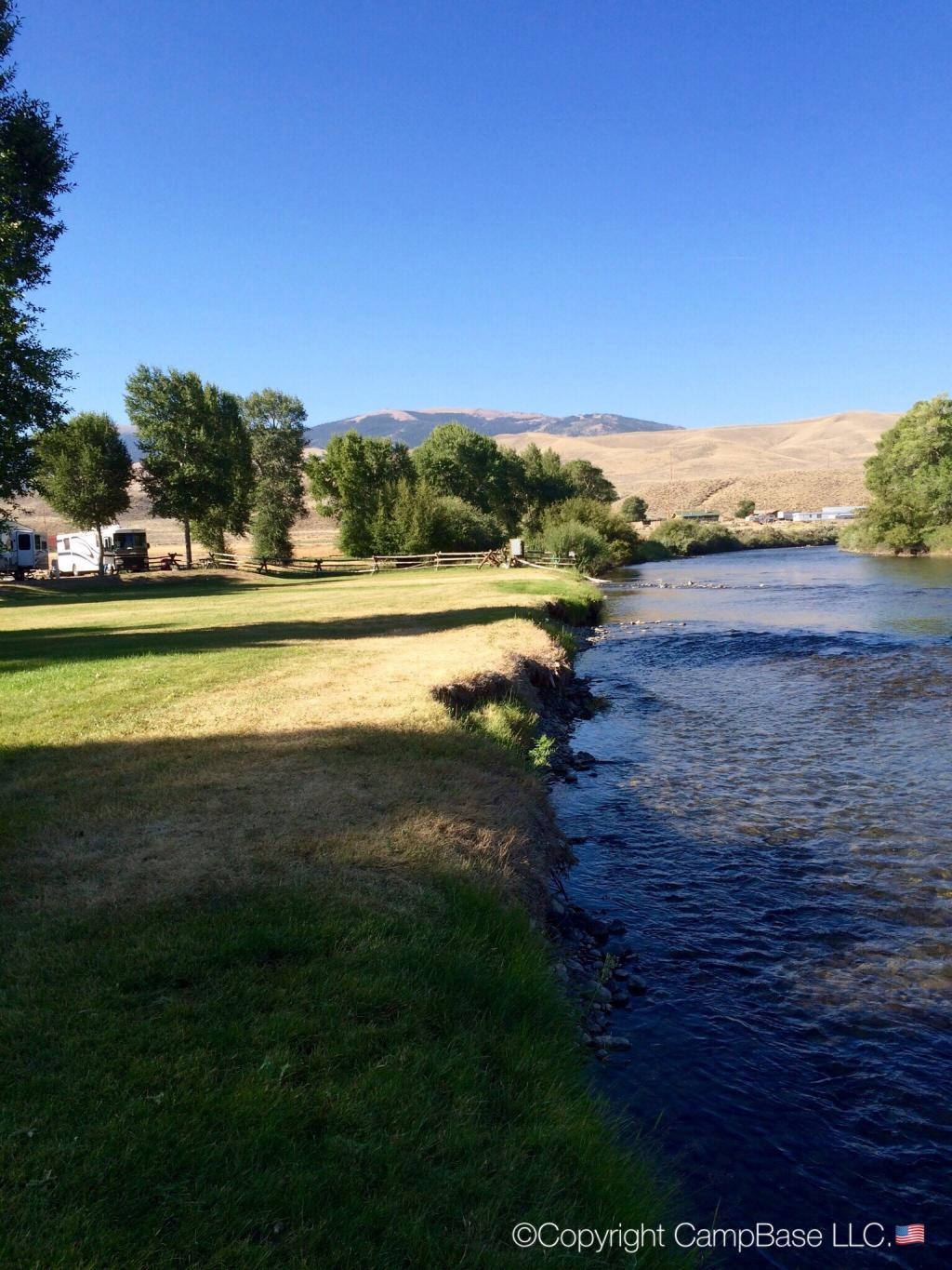 The Longhorn Ranch Lodge And Rv Dubois Wyoming