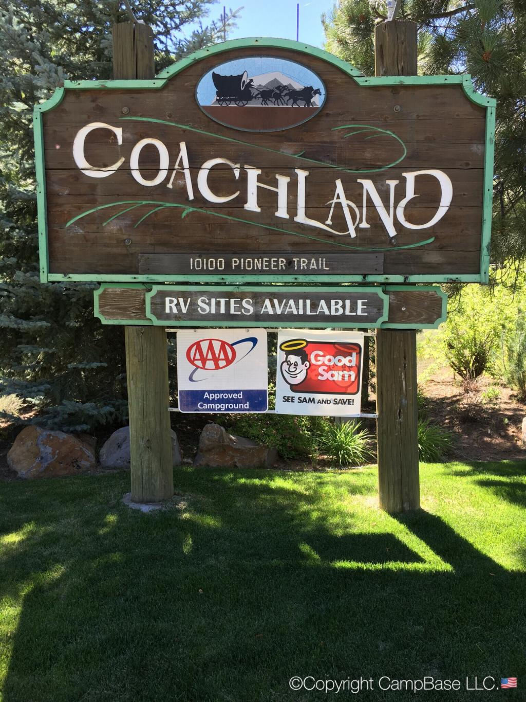 Coachland Rv Park Truckee California