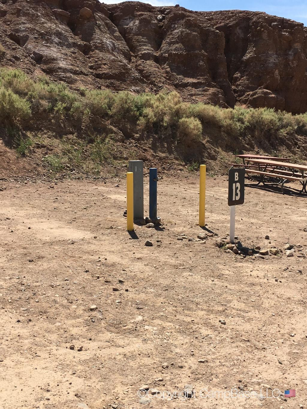 Calico Ghost Town Campground Yermo California