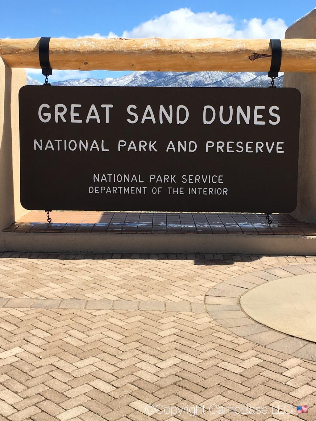 Great Sand Dunes Oasis Campground Mosca Colorado