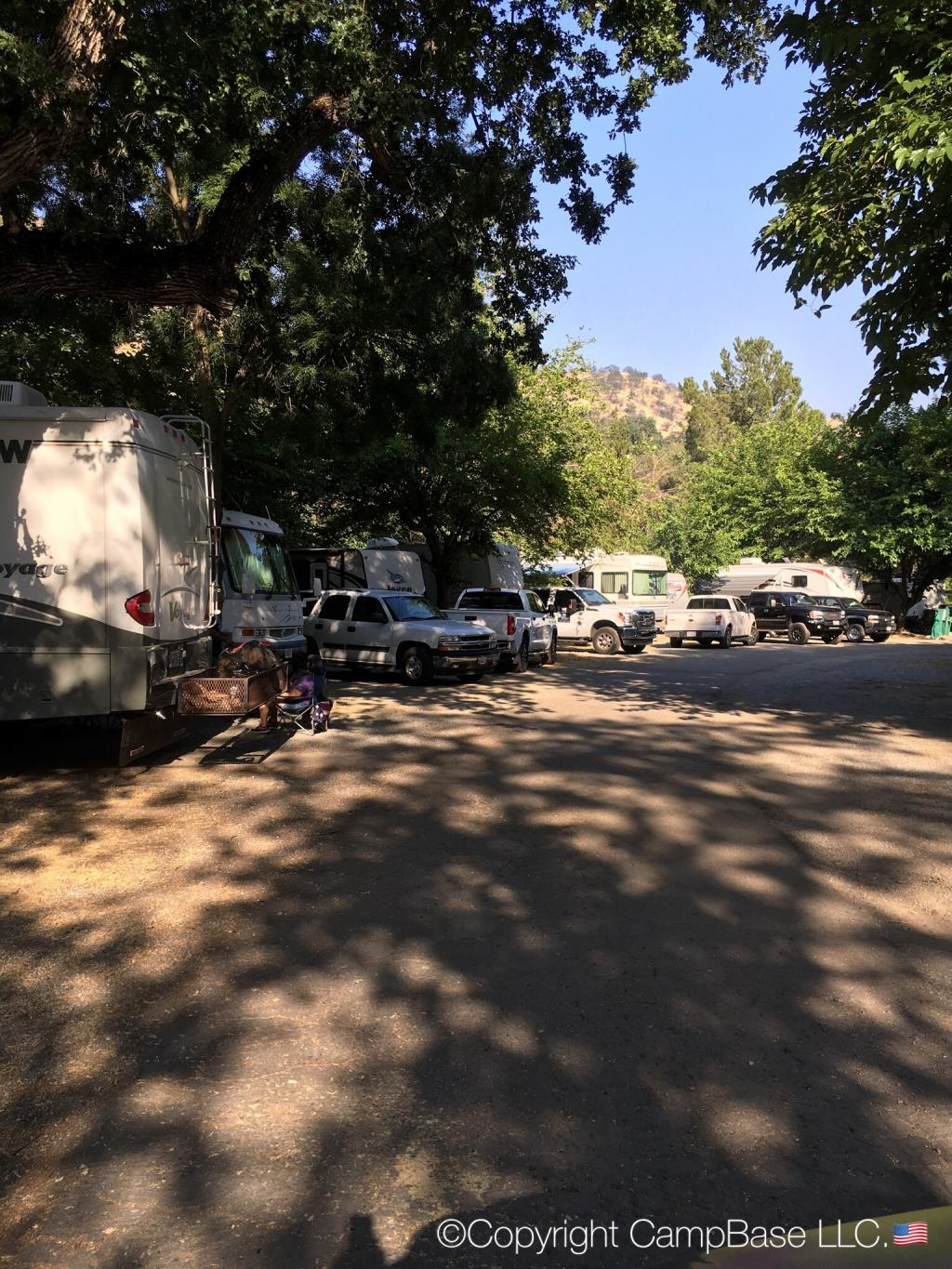 Sequoia Rv Ranch Three Rivers California