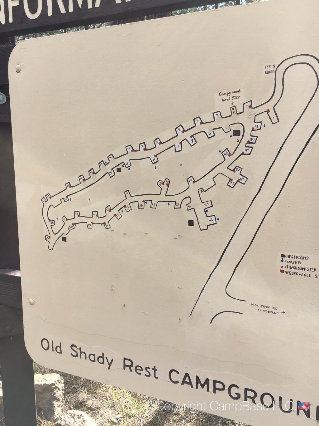 Off Road Design >> Old Shady Rest Campground ,MAMMOTH LAKES ,California