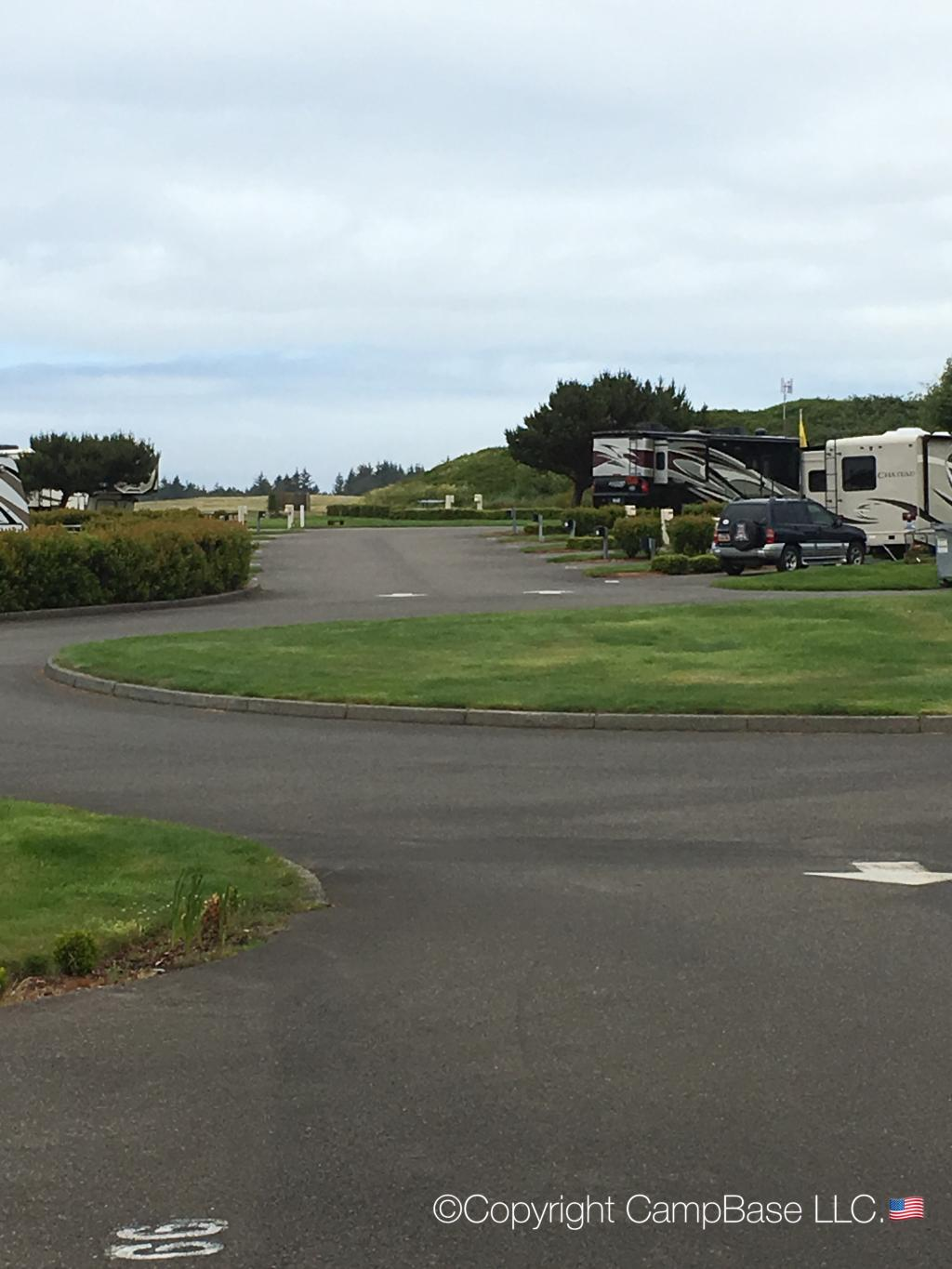 Winchester Bay Rv Resort Winchester Bay Oregon