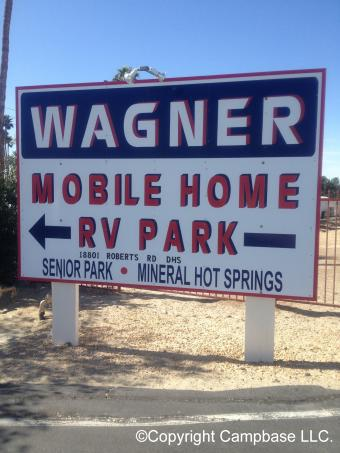 Wagner Mobile Home And RV Park