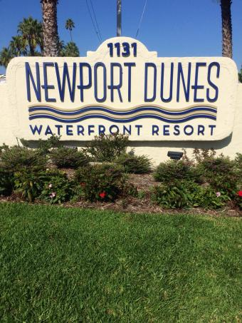 Newport Dunes Waterfront Resort