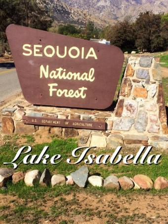 Lake Isabella Sequoia National Forest