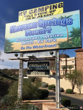 Havasu Springs Resort Parker Arizona