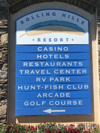 Rolling Hills Resort and Casino