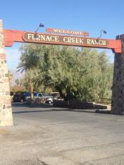 Furnace Creek Ranch Death Valley NP