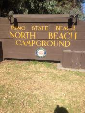 North Beach Campground, Pismo SB