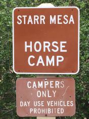 Star Mesa Equestrian Campground