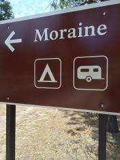 Moraine Campground / Sequoia NP