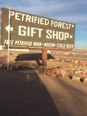 Petrified Forest Gift Shop Campground