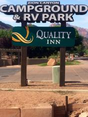 Zion Canyon Campground and RV Resort
