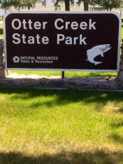 Otter Creek State Park Campground