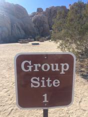 Indian Cove Group Campground