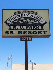 Friendly Acres RV park