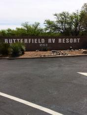 Butterfield RV Resort and Observatory