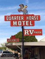 Quarter Horse Hotel and RV Park
